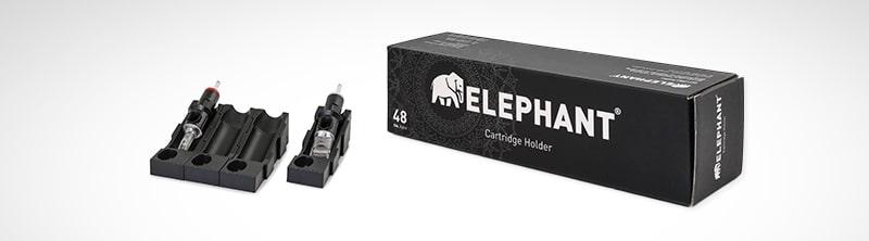 Elephant Cartridge Holder